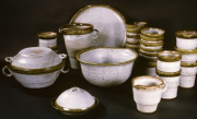 CR 8 - Stoneware 65 Piece Dishes Set | SOLD