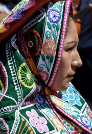 1 - 16    Dressed for Inti Raymi, Cusco