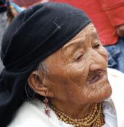 1 - 17    Otavaloian Elder, Ecuador