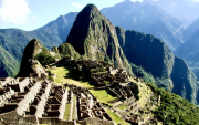 1 - 2    Machu Picchu from the Sun Gate