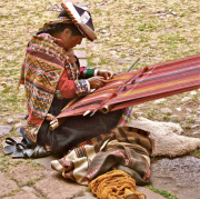 1 - 20    Quechua Weaver, Cusco, Peru