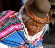 1 - 29    An Aymara Elder, Bolivia