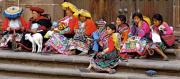 1 - 5    Families from Ausangate, Peru