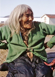 2 - 22    Marie Rebesca, Oldest Chipewayan, Snowdrift, N.W.T.