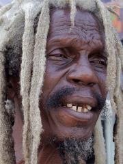 2 - 24    Elderly Rastafarian, Jamaica