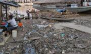 2 - 3    Amazon River Garbage, Iquitos, Peru