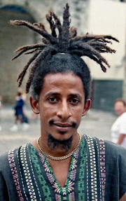 2 - 5    Young Man, Havana, Cuba