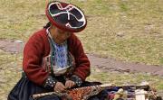 2 - 9    Quechua Weaver, Cusco, Peru