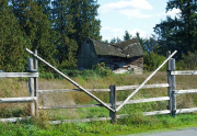 3 - 23    Last of The Old Barns, British Columbia