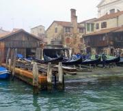 3 - 29    Hand Crafted Gondolas, San Trovaso, Venice