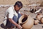 3 - 4    Pottery Maestro, Tlaxiaco, Mexico