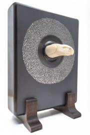 """2 - Peregrine Falcon Emerge from The Void - 10.25"""" H x 7.25"""" W x 6.25"""" D 