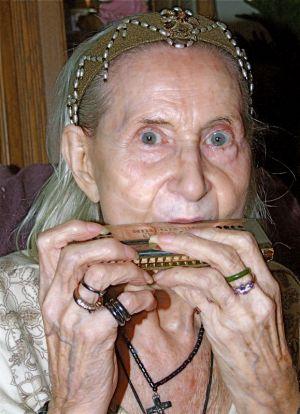 13 - Elsie, The 93 Year Old German Princes