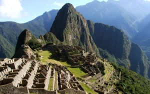 43 - Machu Picchu, Face In The Mountain
