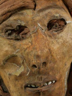 47 - Inca Mummy