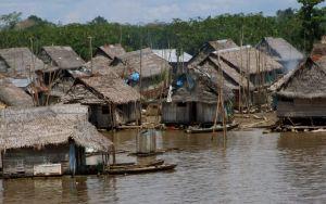 50 - Belen Village Floating Homes In Dry-dock
