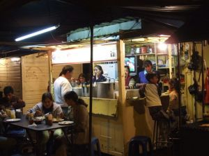53 - Riobamba Sidewalk Café
