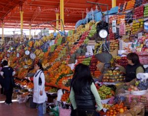 54 - Arequipa Fruit Market