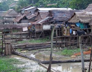 16 - Pebas Village, On The Amazon Frontier, Peru