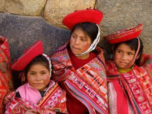25 - Ollantaytambo Valley Maidens