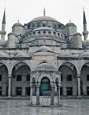 40 - Sultan Ahmed Mosque, Istanbul