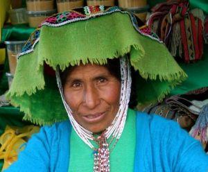 21 - Cuncani-Quechua Merchant