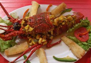12 - Mancora Lobster Dinner