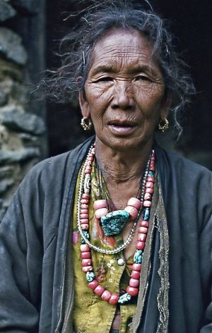 4 - Accumulated Wealth, Upper Pisang, Northern Nepal