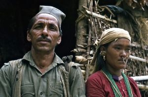 35 - Nepalese Hill Tribe Gold