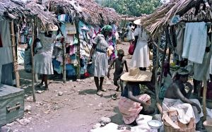 55 - Typical Haitian Market