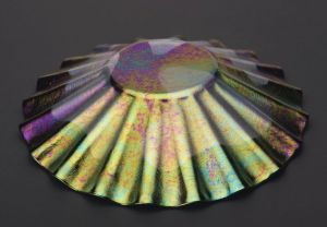 Bowl - Fused and Slumped Glass