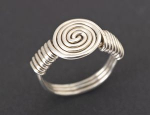Ring - Sterling Silver Wire